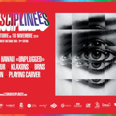 Le teaser vidéo du festival Les IndisciplinéEs