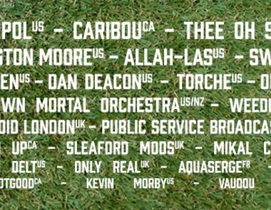 This Is Not A Love Song Festival (29-31/05) : Interpol, Caribou, Thurston Moore…