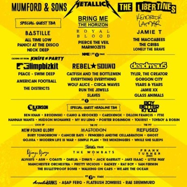 The Libertines programmé à Reading et Leeds