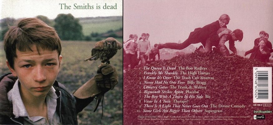 The Smiths Is Dead, la compilation de 1996 des Inrockuptibles
