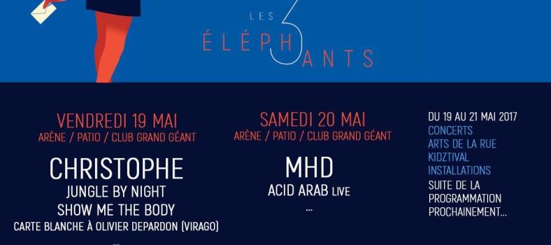 festival 3 elephants 2017