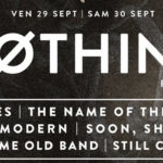 nothing festival