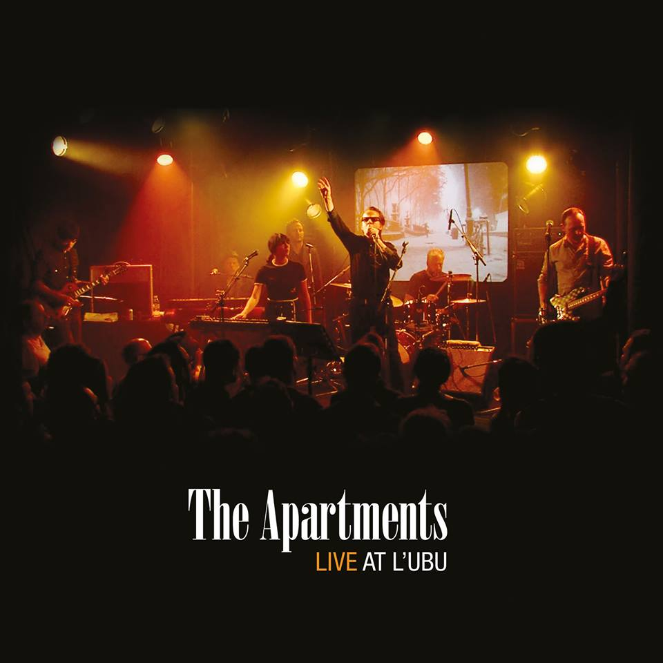 Cover The Appartments - On Every Corner (Live)